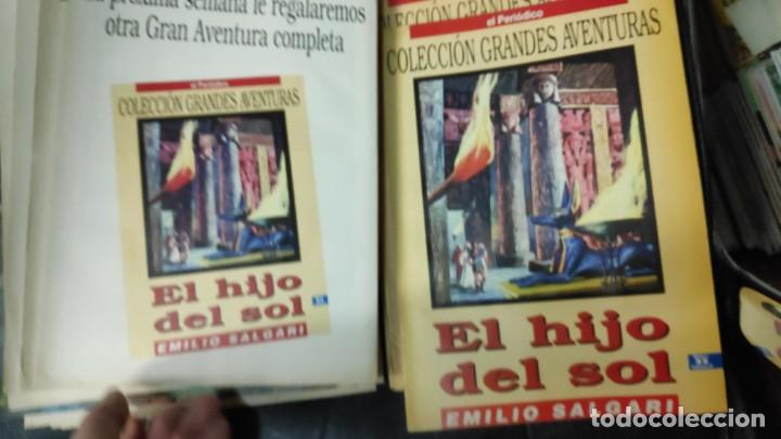 Tebeos: TOMO Nº 4 GRANDES AVENTURAS CONTIENE LOS 25 COMICS QUE FORMAN EL TOMO - Foto 24 - 187378908