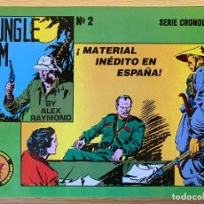 Tebeos: JUNGLE JIM Nº 2 - SERIE CRONOLÓGICA - 1992. Lote 187527406