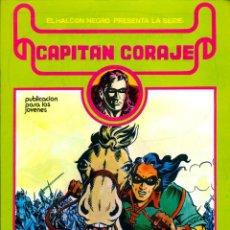 Tebeos: CAPITÁN CORAJE (URSUS, 1982) DE IRANZO. COLECCIÓN COMPLETA: 16 NÚMEROS. Lote 187543545