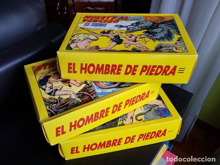 COLECCIÓN COMPLETA NUEVA TEBEOS PURK EL HOMBRE DE PIEDRA 210 NÚM VALENCIANA FACSÍMIL REEDICIÓN CÓMIC (Tebeos y Comics - Tebeos Reediciones)