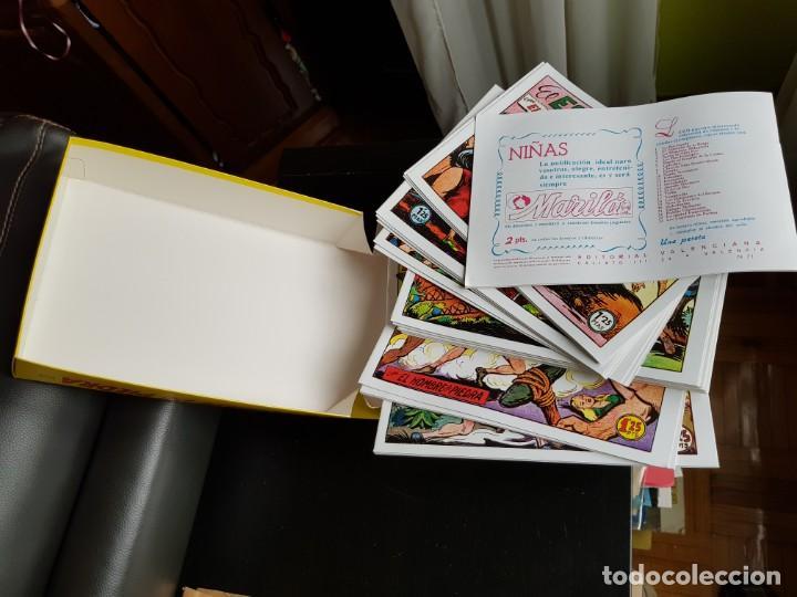 Tebeos: COLECCIÓN COMPLETA NUEVA TEBEOS PURK EL HOMBRE DE PIEDRA 210 NÚM VALENCIANA FACSÍMIL REEDICIÓN CÓMIC - Foto 8 - 188720673