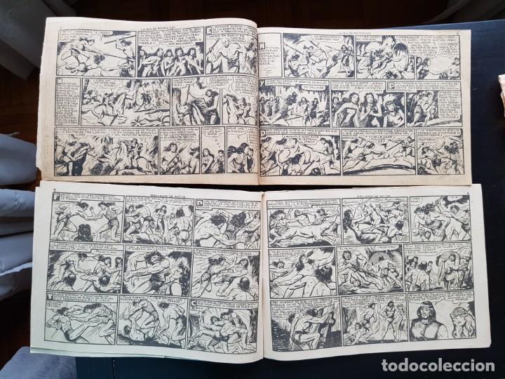 Tebeos: COLECCIÓN COMPLETA NUEVA TEBEOS PURK EL HOMBRE DE PIEDRA 210 NÚM VALENCIANA FACSÍMIL REEDICIÓN CÓMIC - Foto 16 - 188720673