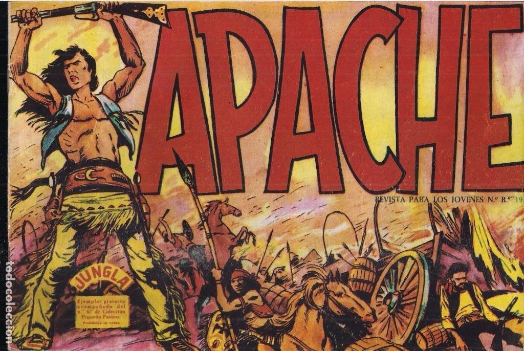 APACHE Nº 1 C.A.H. COLECCION ARCHIVO Nº 16 (Tebeos y Comics - Tebeos Reediciones)