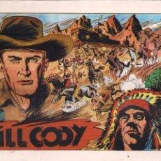 Tebeos: BILL CODY Nº 1 C.A.H. COLECCION ARCHIVO Nº 19. Lote 188791715