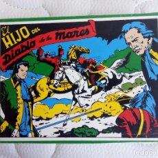 Tebeos: EL HIJO DEL DIABLO DE LA MARES ( BOIXCAR ), COMPLETA CON SU CAJA-ESTUCHE , EXCELENTE ESTADO. Lote 188842213