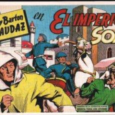 Tebeos: FREDY BARTON EL AUDAZ 11. EL IMPERIO DEL SOL. Lote 189255151