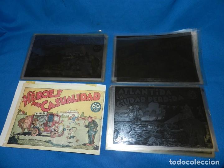 (M) COLECCION COMPLETA PEPIN Y RUFO (1941 HISPANO AMERICANA) N.1-2-3 FOTOLITOS COMPLETOS (Tebeos y Comics - Tebeos Reediciones)