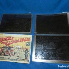 Tebeos: (M) COLECCION COMPLETA PEPIN Y RUFO (1941 HISPANO AMERICANA) N.1-2-3 FOTOLITOS COMPLETOS. Lote 189760890