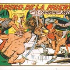 Tebeos: EL GUERRERO DEL ANTIFAZ Nº 213. CAMINO DE LA MUERTE. Lote 190434845