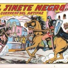 Tebeos: EL GUERRERO DEL ANTIFAZ Nº 253. EL JINETE NEGRO. Lote 190435003