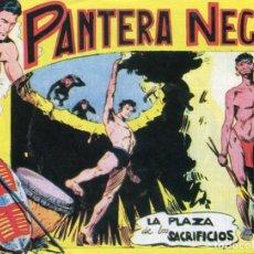 Tebeos: PANTERA NEGRA Nº 4 / LA PLAZA DE LOS SACRIFICOS. Lote 190500593