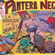Tebeos: PANTERA NEGRA Nº 14 / LA REBELION DE LOS SALVAJES. Lote 190500642