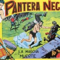 Tebeos: PANTERA NEGRA Nº 15 / LA MARCHA DE LA MUERTE. Lote 190500690