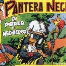 BDs: PANTERA NEGRA Nº 53 / EN PODER DEL HECHIZERO. Lote 190502178