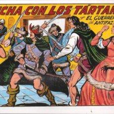 Tebeos: EL GUERRERO DEL ANTIFAZ Nº 263. LUCHA CON LOS TARTAROS. Lote 190521380
