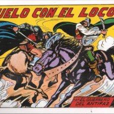 Tebeos: EL GUERRERO DEL ANTIFAZ Nº 264. DUELO CON EL LOCO. Lote 190521423