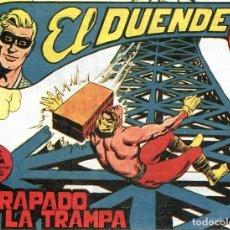 Tebeos: EL DUENDE Nº 31 / ATRAPADO EN LA TRAMPA. Lote 190613621
