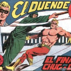 Tebeos: EL DUENDE Nº 32 / EL FINAL DE CHUG-LANG. Lote 190613716