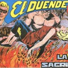 Tebeos: EL DUENDE Nº 42 / LA PIRA DEL SACRIFICIO. Lote 190614651