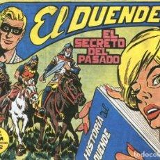 Tebeos: EL DUENDE Nº 45 / EL SECRETO DEL PASADO. Lote 190614918
