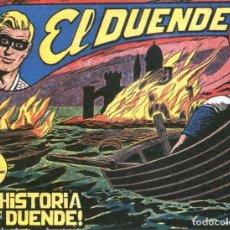 Tebeos: EL DUENDE Nº 46 / ¡LA HISTORIA DEL DUENDE!. Lote 190614987