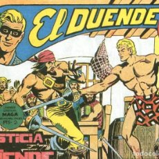 Tebeos: EL DUENDE Nº 47 / LA JUSTICIA DEL DUENDE. Lote 190615092