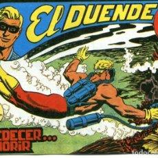Tebeos: EL DUENDE Nº 59 / OBEDECER...O MORIR. Lote 190615862