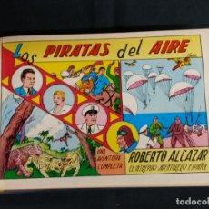 Tebeos: ROBERTO ALCAZAR Y PEDRIN - 4 TOMOS ENCUADERNADOS - APROX. 100 TEBEOS -. Lote 191076475