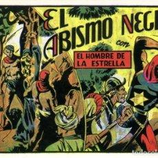 Tebeos: EL HOMBRE DE LA ESTRELLA Nº 24 / EL ABISMO NEGRO. Lote 191332387