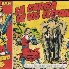 Tebeos: EL CAPITÁN TRUENO. COLECCIÓN DAN Nº 7. Lote 191349997
