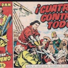 Tebeos: EL CAPITÁN TRUENO. COLECCIÓN DAN Nº 9. Lote 191350825