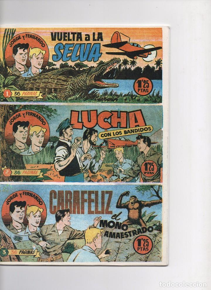 JORGE Y FERNANDO POR LYMAN YOUNG (Tebeos y Comics - Tebeos Reediciones)