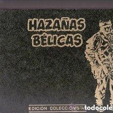 Tebeos: HAZAÑAS BELICAS TOMOS Nº. 6 Y 9 -- (UNO: 17€). Lote 191560547