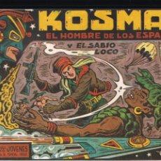 Tebeos: KOSMAN Nº 1. COLECCIÓN ARCHIVO Nº 6. C.A.H. . Lote 191784975