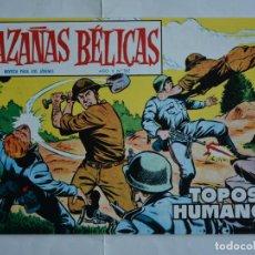 Tebeos: HAZAÑAS BELICAS, 262. REEDICION. LITERACOMIC. C1. Lote 191799960