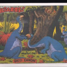 Tebeos: RED DIXON Nº 7. Lote 192333310