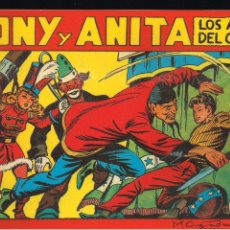Tebeos: TONY Y ANITA Nº 1. Lote 192537048