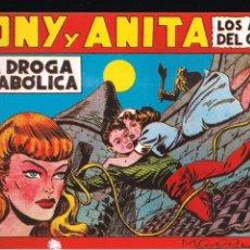 Tebeos: TONY Y ANITA Nº 2. Lote 192537168