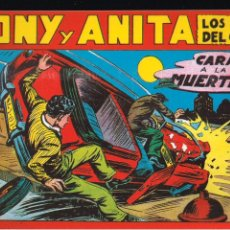 Tebeos: TONY Y ANITA Nº 3. Lote 192537232