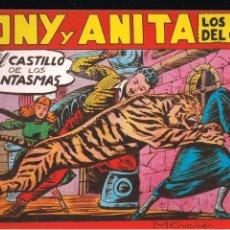 Tebeos: TONY Y ANITA Nº 4. Lote 192537316