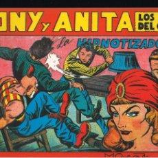 Tebeos: TONY Y ANITA Nº 5. Lote 192537411