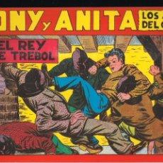 Tebeos: TONY Y ANITA Nº 6. Lote 192537450