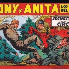 Tebeos: TONY Y ANITA Nº 7. Lote 192537493