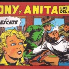 Tebeos: TONY Y ANITA Nº 8. Lote 192638151