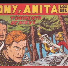 Tebeos: TONY Y ANITA Nº 14. Lote 192704357