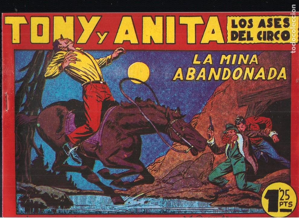 TONY Y ANITA Nº 17 (Tebeos y Comics - Tebeos Reediciones)
