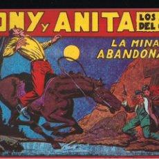 Tebeos: TONY Y ANITA Nº 17. Lote 192704501