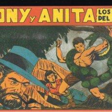 Tebeos: TONY Y ANITA Nº 18. Lote 192704535