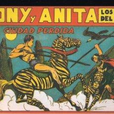 Tebeos: TONY Y ANITA Nº 19. Lote 192704568