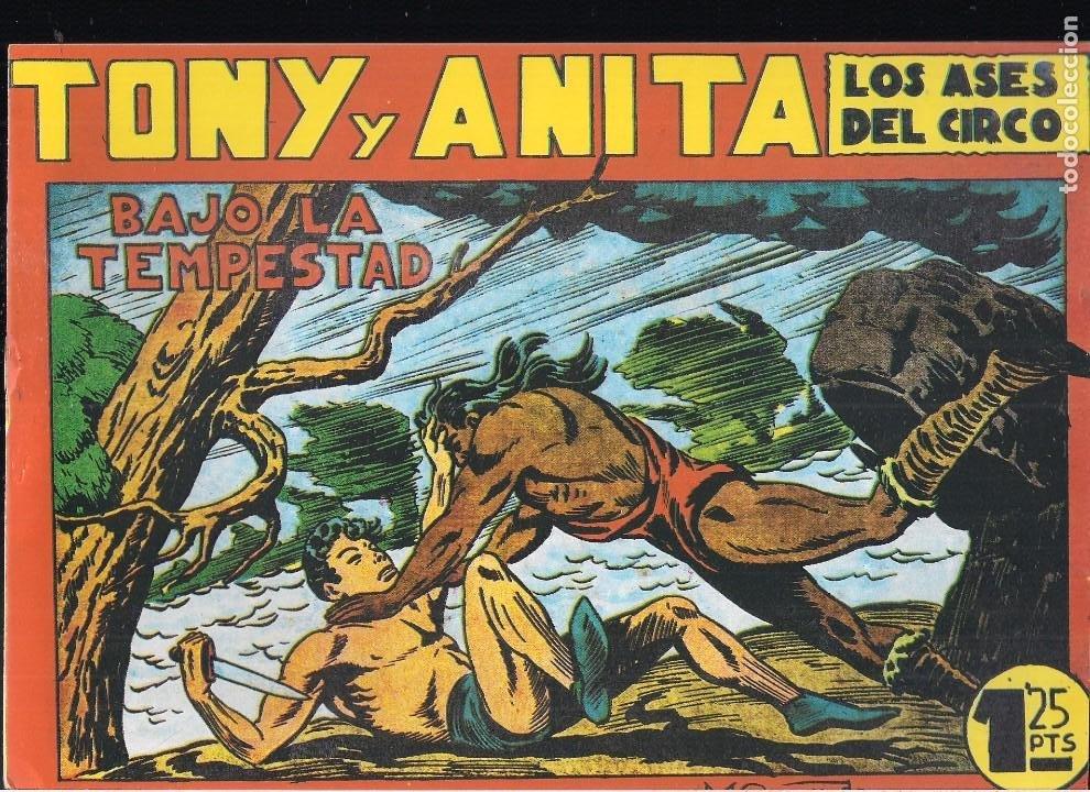TONY Y ANITA Nº 20 (Tebeos y Comics - Tebeos Reediciones)